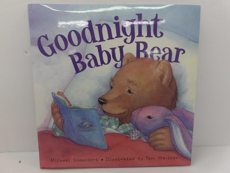 Goodnight Baby Bear - Sleeping Bear Press