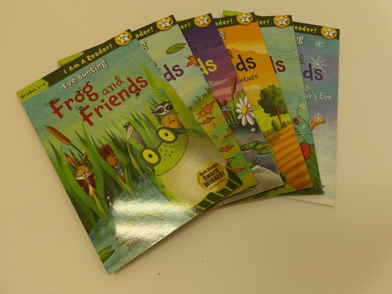Frog and Friends - Sleeping Bear Press