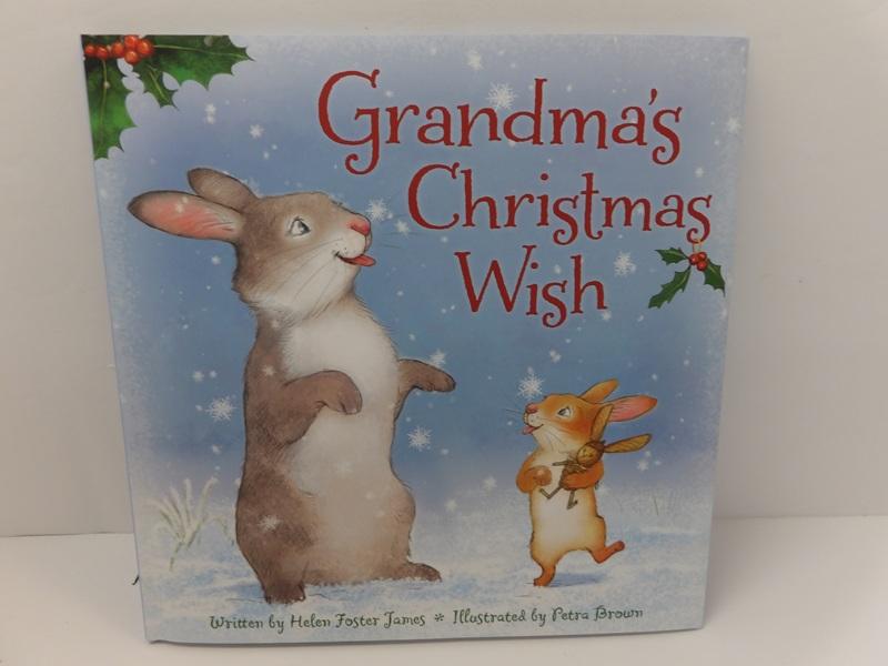 Grandma's Christmas Wish - Sleeping Bear Press