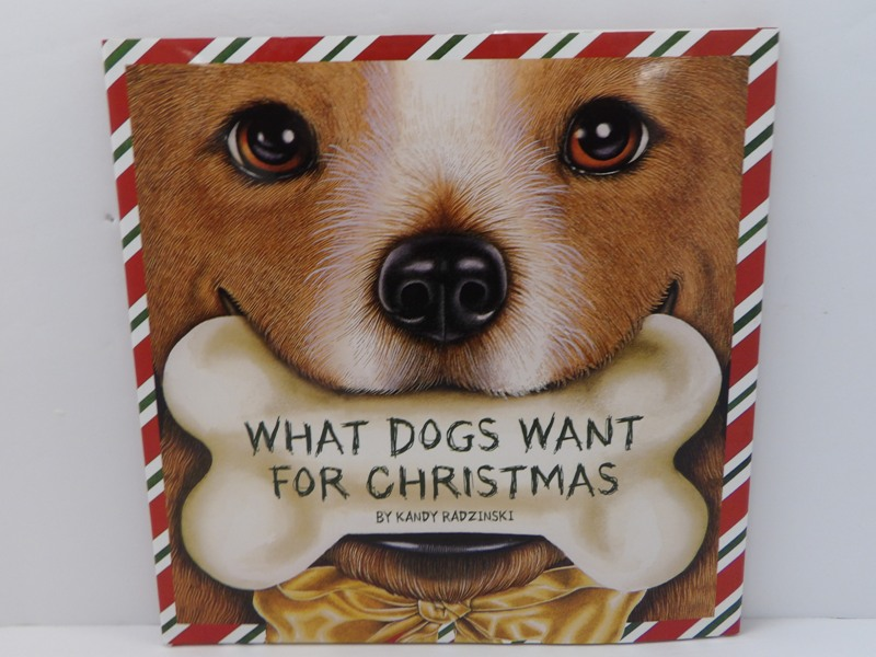 What Dogs Want for Christmas - Sleeping Bear Press