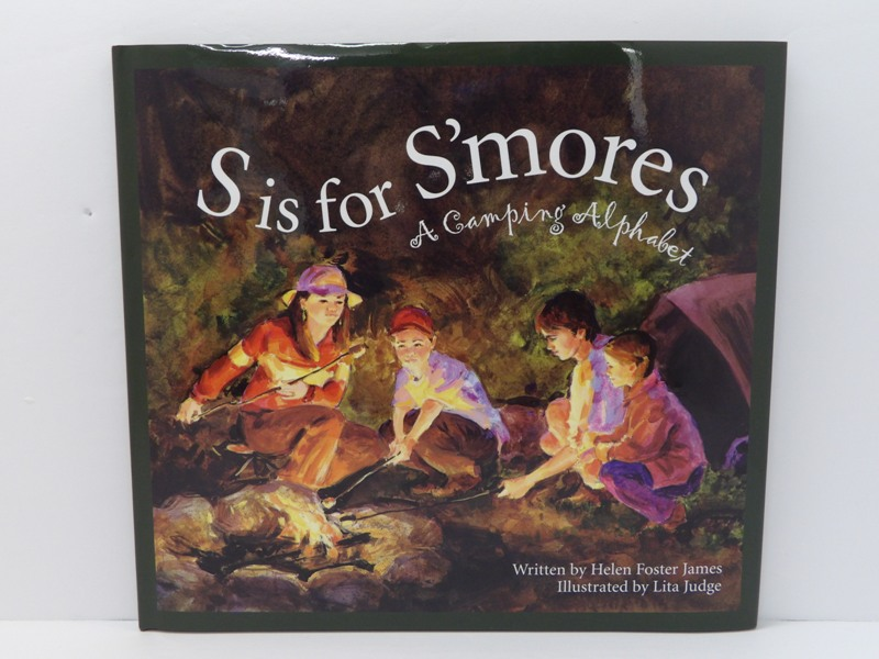 S is for Smores - Sleeping Bear Press