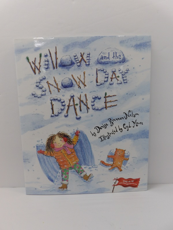 Willow and the Snow Day Dance -Sleeping Bear Press