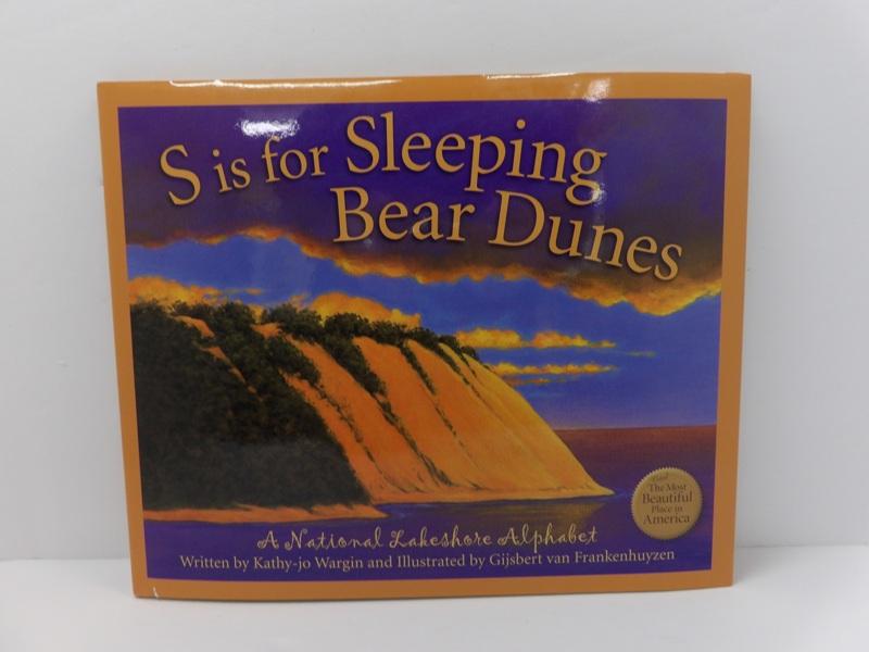 S is for Sleeping Bear Dunes -Sleeping Bear Press