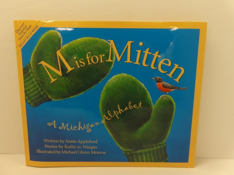 M is for Mitten - Sleeping Bear Press