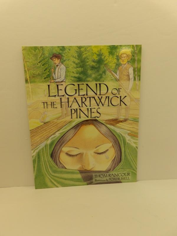 Legend of Hartwick Pines