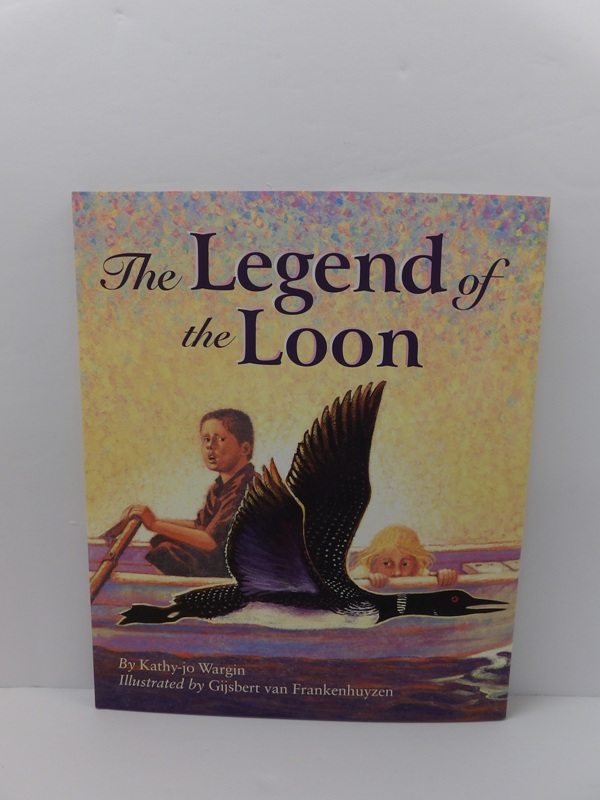 The Legend of the Loon - Sleeping Bear Press