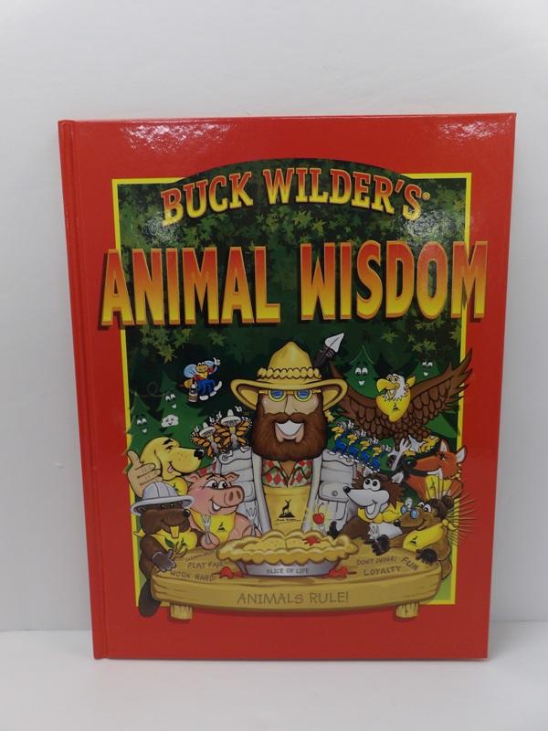 Buck Wilder Animal Wisdom