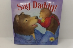 Say Daddy - Sleeping Bear Press
