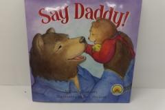 Say Daddy - Sleeping Bear Press