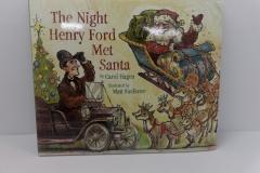 The Night Henry Ford Met Santa - Sleeping Bear Press