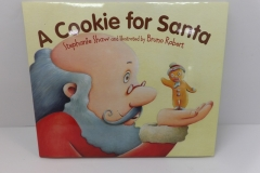 A Cookie for Santa - Sleeping Bear Press