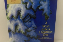 A Wish to be a Christmas Tree - Sleeping Bear Press