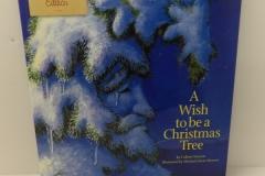 A Wish to be a Christmas Tree - Sleeping Bear Press