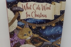 What Cats Want for Christmas - Sleeping Bear Press