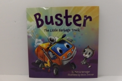 Buster the Little Garbage Truck -Sleeping Bear Press