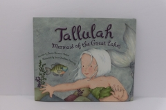 Tallulah Mermaid of the Great Lakes - Sleeping Bear Press