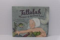 Tallulah Mermaid of the Great Lakes - Sleeping Bear Press