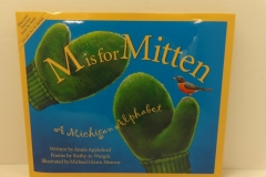 M is for Mitten - Sleeping Bear Press