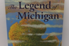 The Legend of Michigan - Sleeping Bear Press