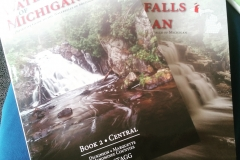 Michigan Waterfalls - Books 1 through 4