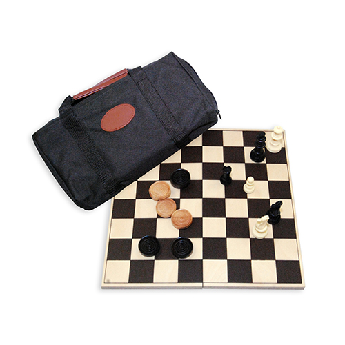 Travel Chess/Checkers