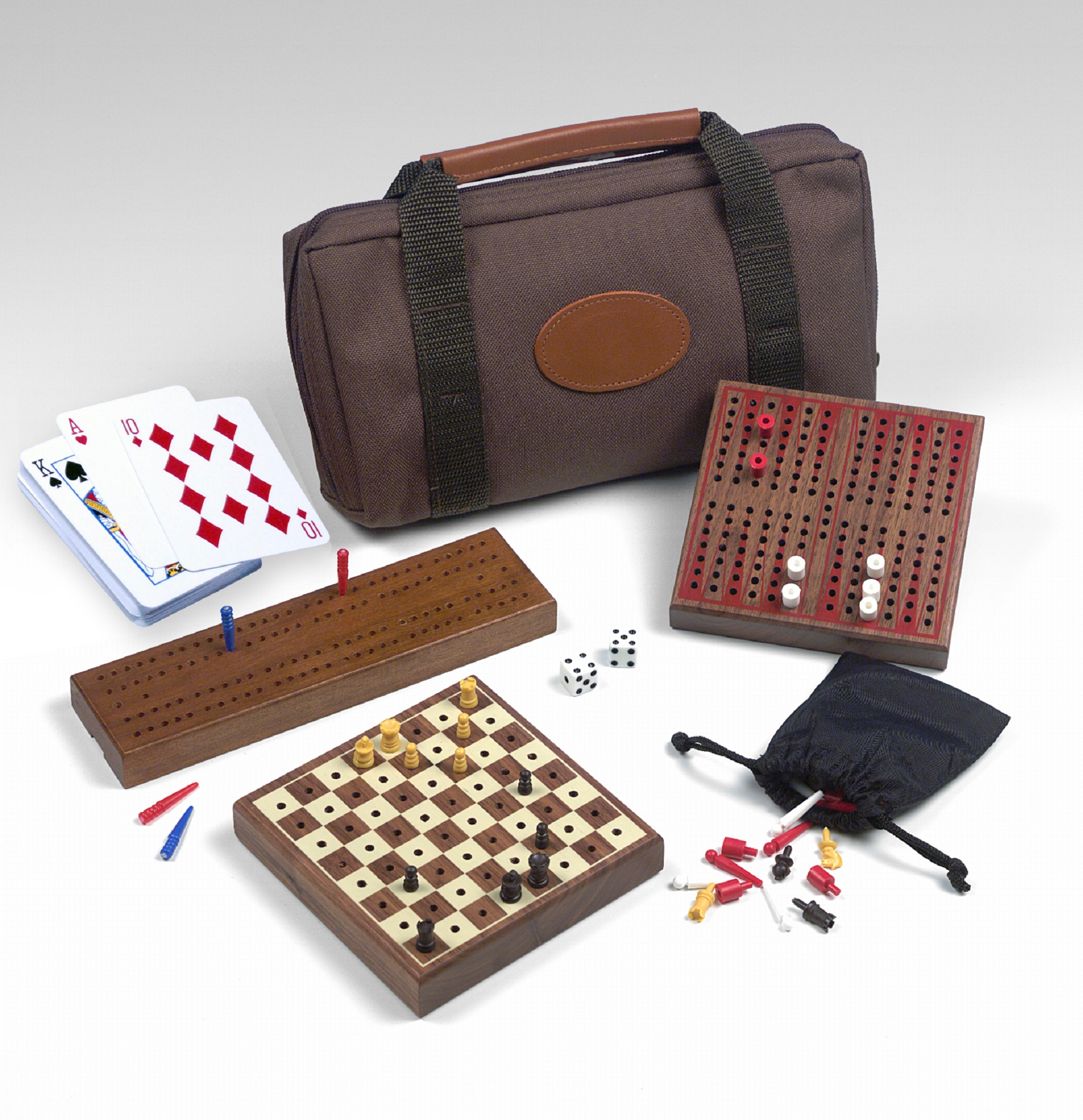 Travel Game - Multi Game set