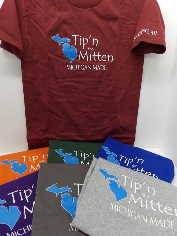 Tip'n the Mitten Wear