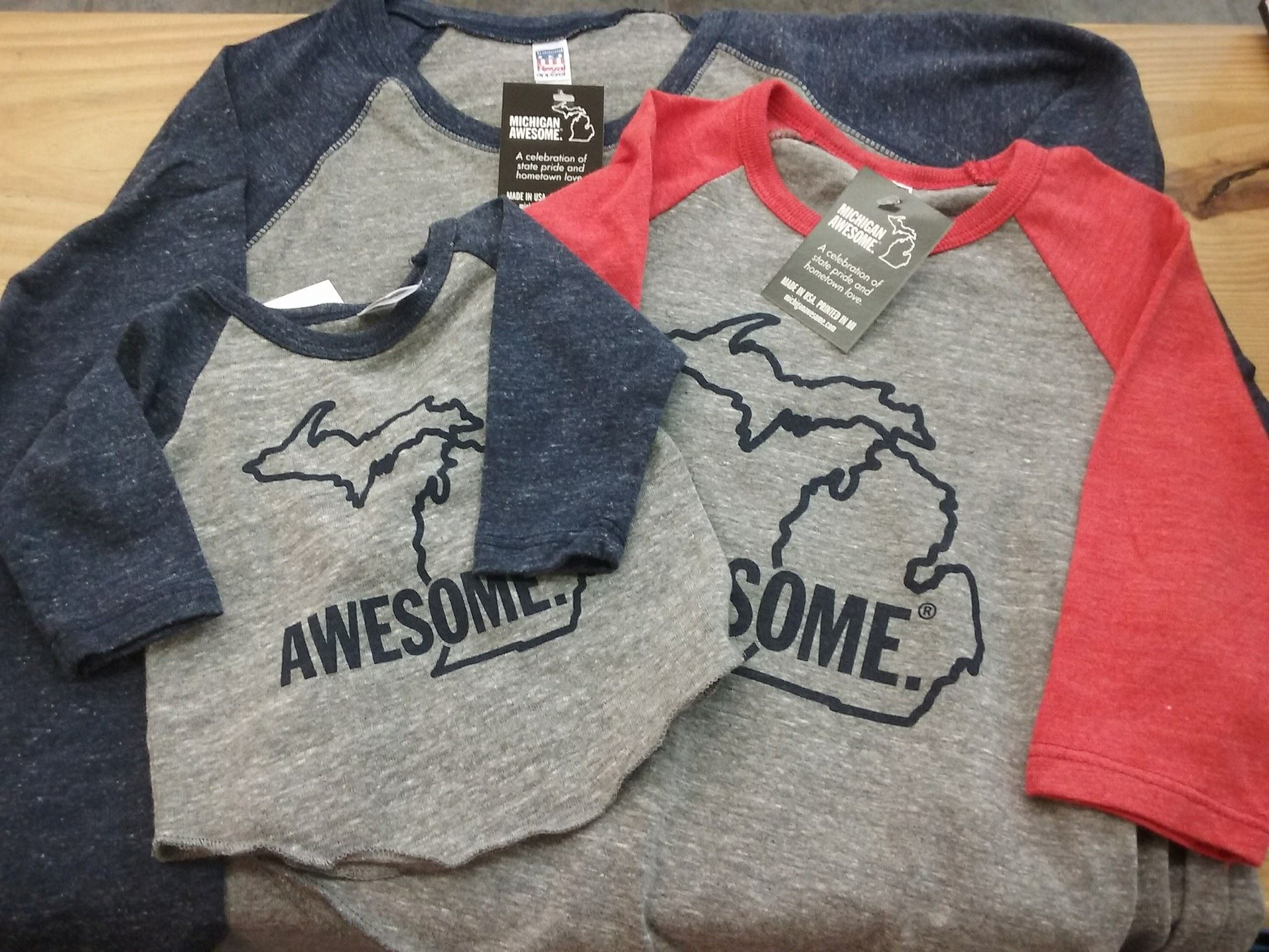 Mitten Awesome/Mitten State and Michigan Outfitter