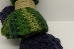 Crocheted Cowls