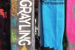 Grayling Socks/River Socks Great Lake Shark Company