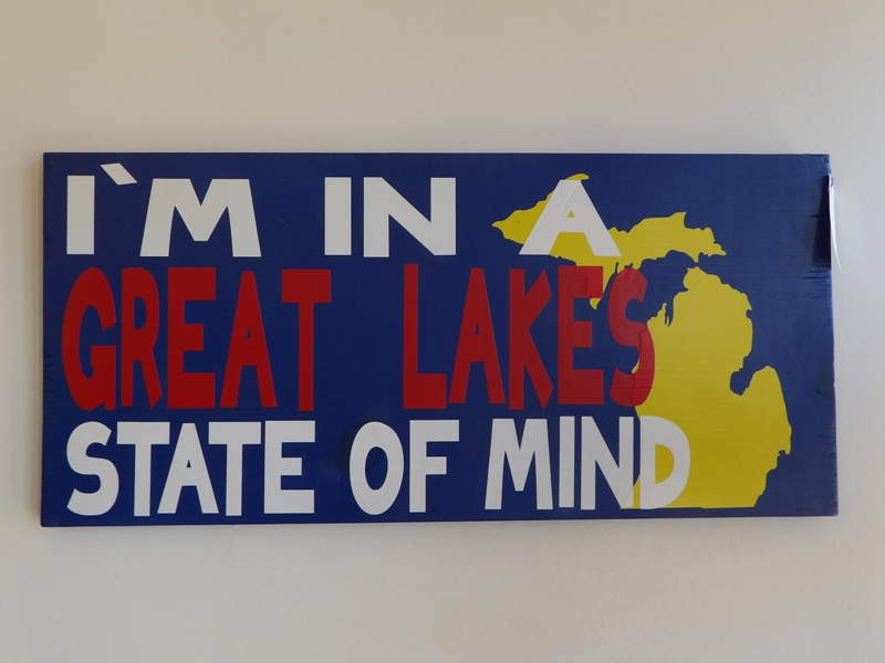 Great Lakes State of Mind - JJ's Custom Creations