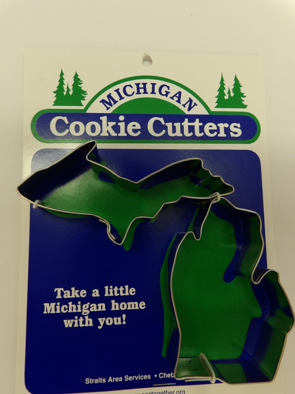 Michigan Cookie Cutters