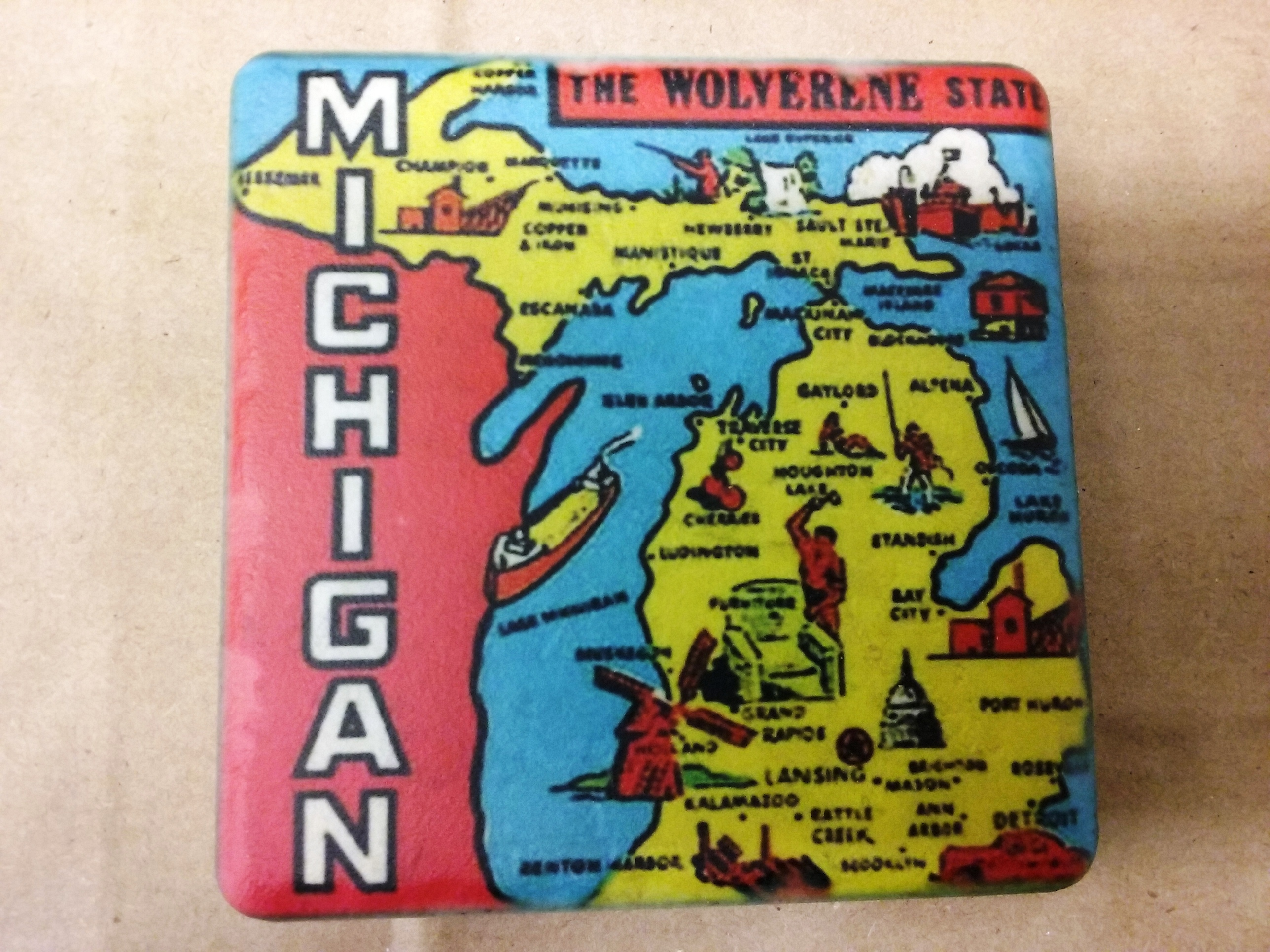 Vintage Michigan