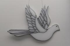 Dove - Stain Glass Art