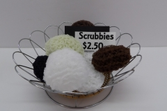 Pot and Pan Scrubbies