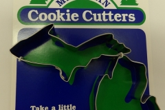 Michigan Cookie Cutters