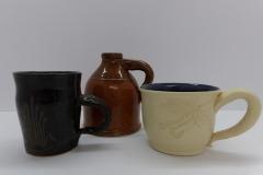 Custom Mugs and Pottery