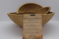 Holland Bowl Company - Wood Bowls 4 Sizes