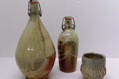 Wood Fired Growlers and Tea Bowls