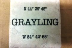 Coordinates Grayling