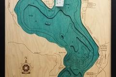 Lake Art - Lake Margrethe