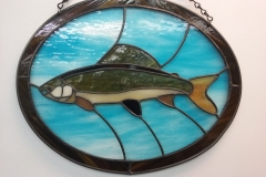 Grayling Stain Glass