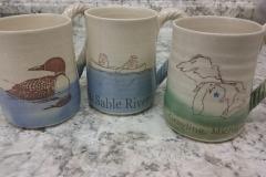 Whitefeather Studio Mugs