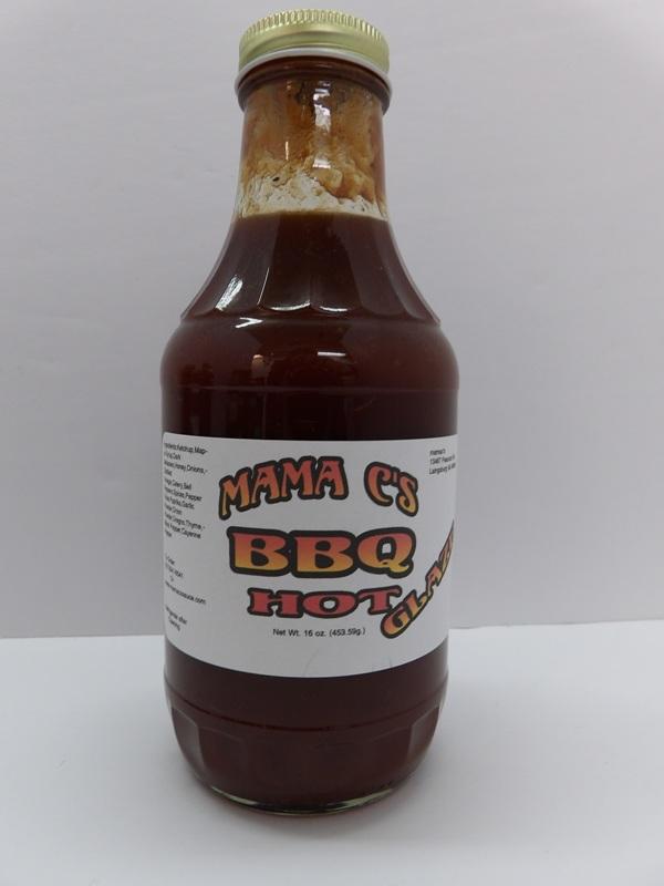 BBQ Hot Glaze - Mama C's