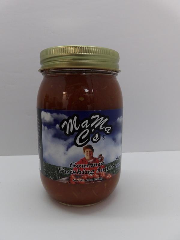 Gourmet Finishing Sauce -Mama C's