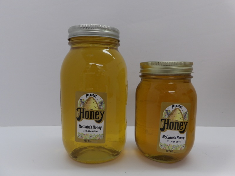McClain's Honey