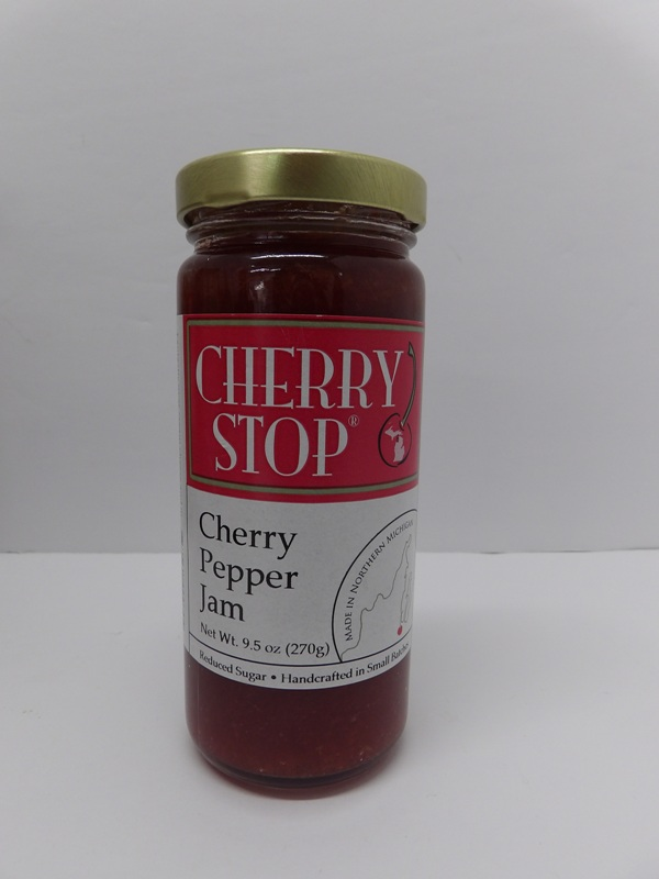 Cherry Pepper Jam - Cherry Stop