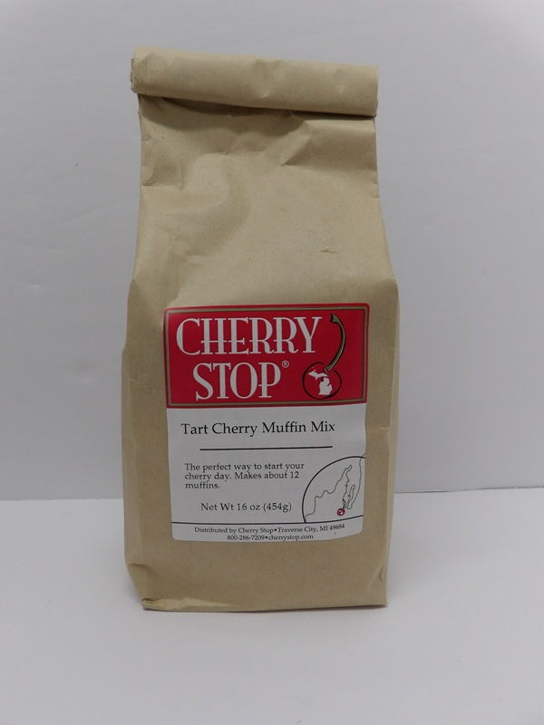 Tart Cherry Muffin Mix - Cherry Stop