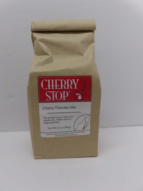 Cherry Pancake Mix - Cherry Stop