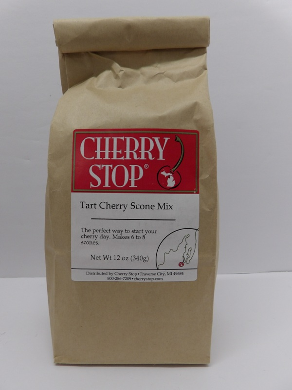Tart Cherry Scone Mix - Cherry Stop